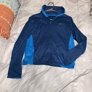 Lightweight Nike hoodie
